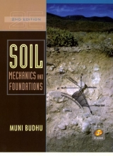 Budhu, Muniram Soil Mechanics and Foundations