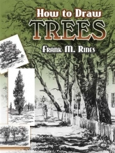 Rines, Frank M. How to Draw Trees