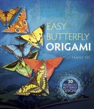 Tammy Yee Easy Butterfly Origami