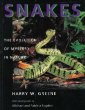 Harry W. Greene Snakes
