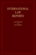 International Law Reports V105