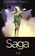 Vaughan, Brian K. Saga, Vol. 4