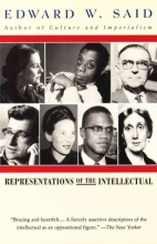 Said, Edward W. Representations of the Intellectual