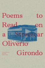 Girondo, Oliverio Poems to Read on a Streetcar