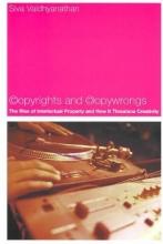 Vaidhyanathan, Siva Copyrights and Copywrongs