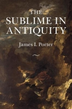 Porter, James I. The Sublime in Antiquity