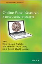 Callegaro Online Panel Research