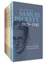 Beckett, Samuel The Letters of Samuel Beckett 4 Volume Hardback Set