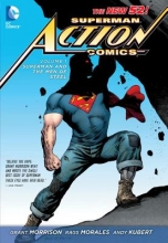 Morrison, Grant Superman Action Comics Volume 1: Superman and the Men of Ste