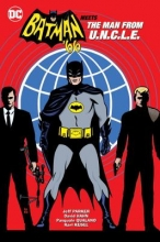Parker, Jeff Batman `66 Meets the Man from U.n.c.l.e.