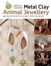 Natalia Colman Metal Clay Animal Jewellery