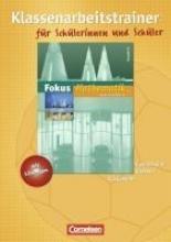 Fokus Mathematik 7. Sj. GY Ausg. N/Klassenarbeitstrainer