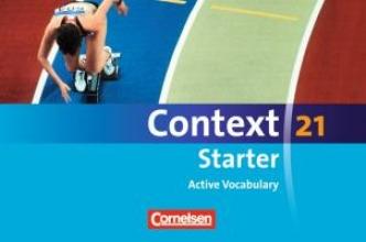 Schwarz, Hellmut Context 21 - Starter. Active Vocabulary