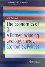 Carmalt, S. W. The Economics of Oil