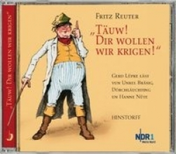 Reuter, Fritz Tuw! Dir wollen wir krigen! CD