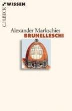 Markschies, Alexander Brunelleschi