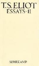 Eliot, Thomas Stearns Werke in vier Bänden