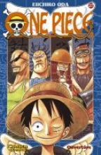 Oda, Eiichiro One Piece 27. Ouvertre