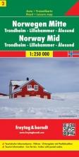 , F&B Noorwegen 2, Midden, Trondheim, Lillehammer, Alesund