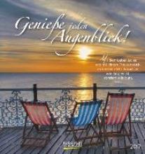 Geniee jeden Augenblick 2017 Postkartenkalender