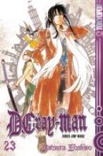Hoshino, Katsura D.Gray-Man 23