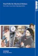 Komusubi, Haruka Manga-Bibliothek: Fünf Fälle für Sherlock Holmes