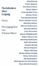 Nachdenken über Leipzig 2