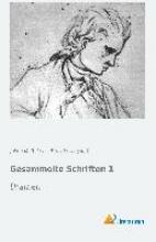 Lenz, Jakob M. R. Gesammelte Schriften 1