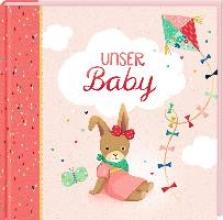 Eintragalbum - Unser Baby (Kleines Wunder, rosa)