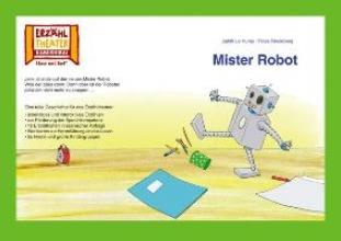 Huray, Judith Le Kamishibai: Mister Robot
