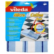 , Dweil Vileda Micro & Coton