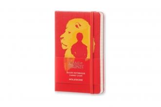 , Moleskine LE Game Of Thrones Notitieboek Pocket (9X14 cm) Gelinieerd