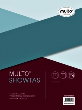 , Showtas Multo 23-gaats PP 0.08mm A3 dwars