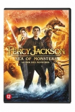 Percy Jackson Sea Of Monsters DVD /