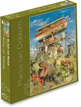 , De Ark van Noach – Puzzel 1000 stukjes