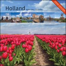 , Holland maandkalender 2021
