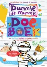 Tosca  Menten Dummie de mummie doeboek