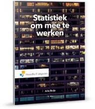 Arie  Buys Statistiek om mee te werken