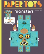 Niark Paper Toys Monsters