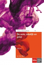 H.A. Elbert , De auto, zakelijk en privé
