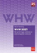 Prof. Mr. P.J.J. Zoontjens , WHW 2021 Tekst & Toelichting
