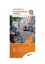 ANWB , Fietskaart Noord-Brabant midden 1:66.666