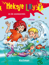 KNISTER , Heksje Lilly en de zeemeermin