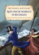 Jules Verne Tiny Fisscher, Reis om de wereld in 80 dagen