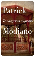 Patrick  Modiano Zondagen in augustus
