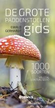 Ewald Gerhardt , De grote paddenstoelengids voor onderweg