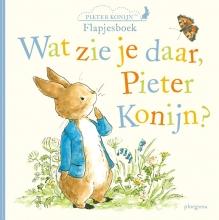 Beatrix  Potter Wat zie je daar, Pieter Konijn?