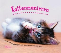, Kattenmanieren