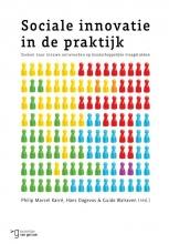 Hans  Dagevos Sociale innovatie in de praktijk