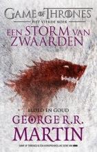 George R.R.  Martin Game of Thrones 4 - Storm van Zwaarden - Bloed en Goud